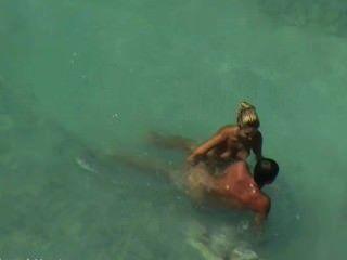 नग्न समुद्र तट # 22