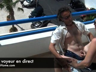 Envie डी venir vivre avec मा फेम?कैम Voyeur एन Francais