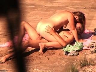 समुद्र तट सेक्स शौकिया # 70