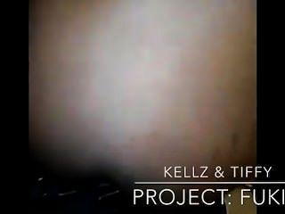 Kellz और tiffy: परियोजना fukin