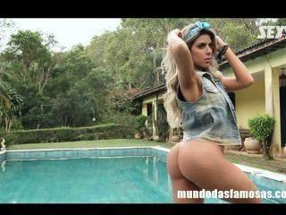 एना पाउला minerato - Revista सेक्सी - अगस्त 2014 - mundodasfamosas.com