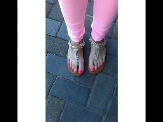 सेक्सी लड़कियों के पैरों diashow