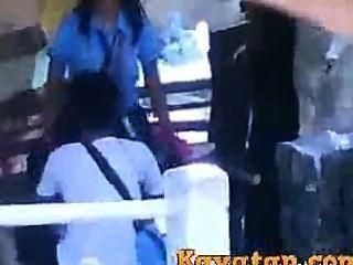 सड़क पर Pinay छात्रों सेक्स