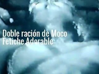 moqueo simultáneo / Doble ración डी Moco