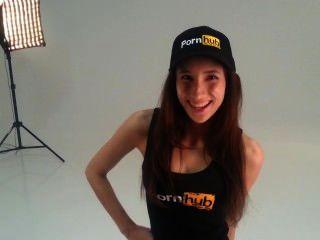 बेले नॉक्स pornhub फोटोशूट बीटीएस