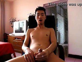 एशियाई 3 बार cums