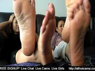 2 थाई लड़कियों पैर की अंगुली में wiggle छेड़ो 2 लाइव सेक्स थाई फ्री लाइव सेक्स चैट प्राइवेट ग