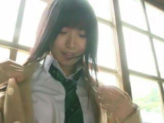 जापानी स्कूल की लड़कियों चतुर्थ