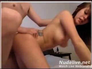 वेब कैमरा हस्तमैथुन - सुपर गर्म और सेक्सी कॉलेज गर्ल