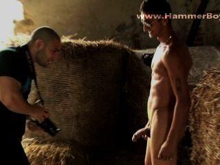 hammerboys टीवी से वापस मंच फोटोशूट जिप्सी Rado