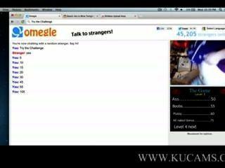 Omegle www.kucams.com पर Wil अजीब महिला