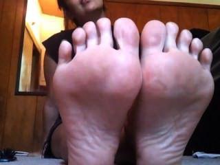 मेरे पैर शॉन की पूजा
