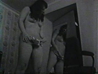 दृश्य 3 - सॉफ़्टकोर 582 50 के दशक और 60 के दशकों जुराब
