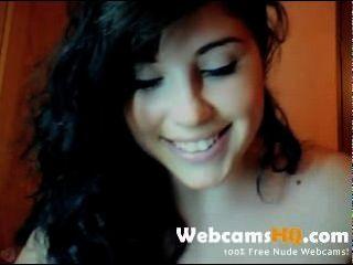 वेब कैमरा हस्तमैथुन - सुपर गर्म और प्यारा किशोरों शरीर