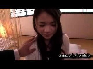 Tsuruta काना - उर योनी के आसपास बाल अंगूठी