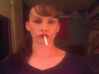 धूम्रपान बुत प्रेमी