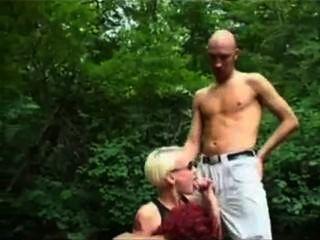 जंगल में सेक्स पार्टी