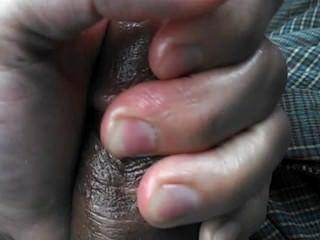 हाथ में HD cumshot