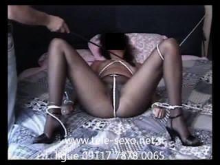 गुलामी www.tele-sexo.net 09117 7878 0065 की बीडीएसएम खुशी