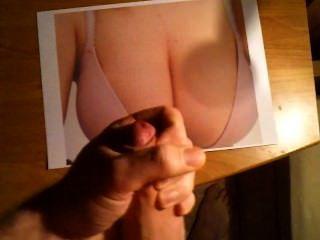 boobies का एक अद्भुत जोड़ी के लिए एक बहुत बड़ा भार