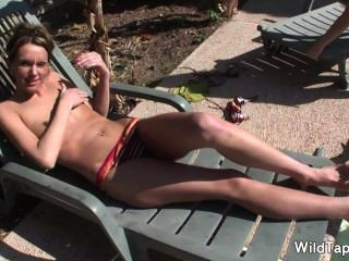 अपमानजनक वीडियो कभी नहीं में जंगली लड़कियां उजागर गर्म स्थिति पहले कभी नहीं देखा
