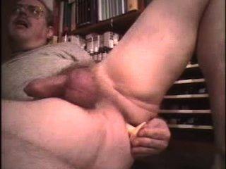 tueffi beim Buttplug Arschfick - बीआईएस der Samen spritzt