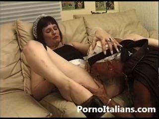 coppia amatoriale bizzarra Scopa - शौकिया युगल विचित्र fucks
