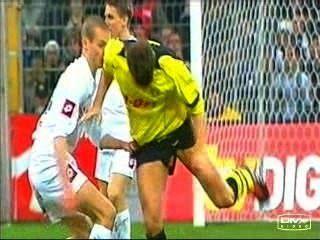 फुटबॉल खिलाड़ी लिंग पर्ची k.e.h.l.