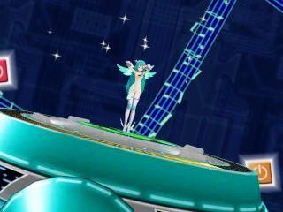 【MMD】 - Hatsune Miku - え れ く と り っ く · え ん じ ぇ ぅ - बिजली एंजेल