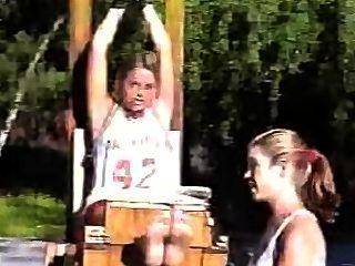 बास्केटबॉल गुदगुदी