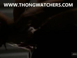 लॉरेन चलने मृत में कोहन सेक्स दृश्य