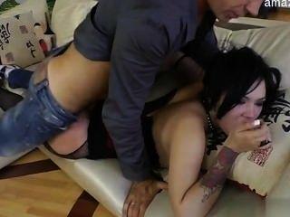 गीला GF सेक्स