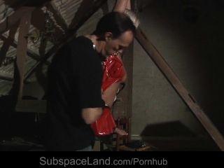 सुपर सेक्सी गोरा दर्द और बकवास के लिए करार