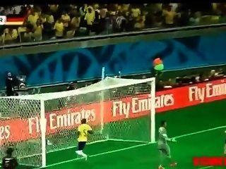 ब्राजील वो साले मर्दाना जर्मन पुरुषों द्वारा गड़बड़ हो