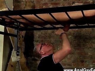 एक गुलाम लड़कों draining की Twink फिल्म