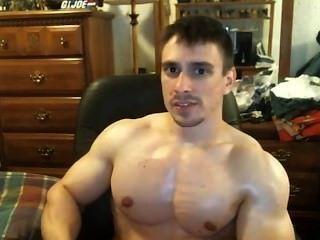 टोनी डी प्राकृतिक फट और दुबला बॉडी बिल्डर आपको जिम जाने के लिए कहता है!