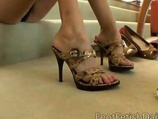 मिस्सी जूता कोठरी