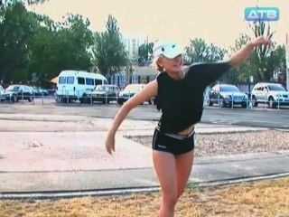 Lidiya स्पोर्टी krasnoruzheva