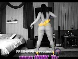 सेक्सी PAWG नृत्य और यह मिलाते अच्छा MC84 वालियां