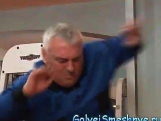एनएफ ओल्गा Pavlenko जिम नारंगी 1