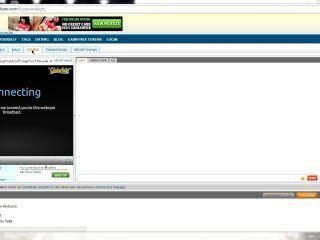 नि: शुल्क खाता बनाने के लिए और देखना = chaturbate.com / लेखा / रजिस्टर /