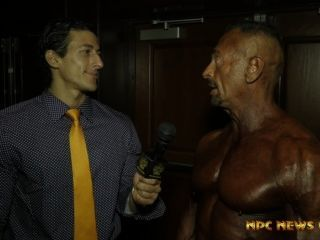 muscledad रॉबर्ट साक्षात्कार