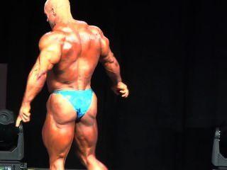 muscledad मार्टिन नीले चमकदार posers 1/2