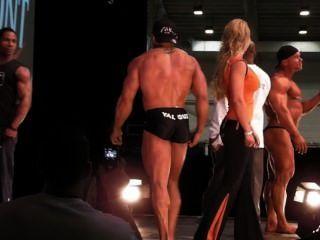musclebull बेन काले चमकदार posers