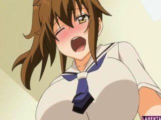 hentai छात्रा बेकार लोग मुश्किल मुर्गा और गड़बड़ हो जाता है