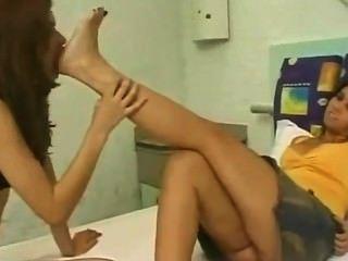 ब्राजील पैर