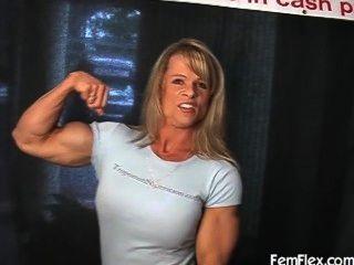 एलेना मांसपेशियों ठोके
