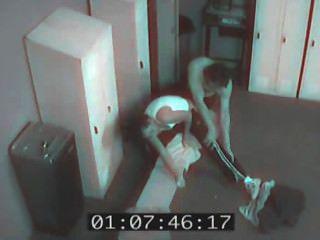 सुरक्षा कैमरे sexcapades