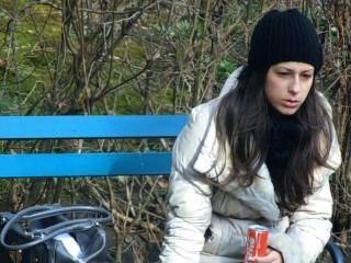धूम्रपान प्यारी महिला [भाग 1]