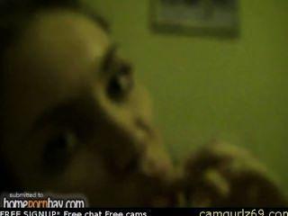 सांचा वीडियो चैट वेब कैमरा चैट पर रूसी शौकिया फूहड़ चिढ़ा